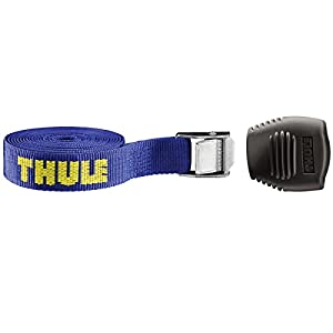 Thule Load Straps - 2 Pack One Color, 9ft