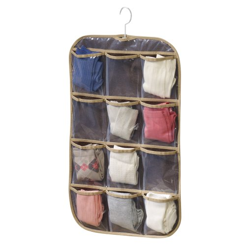 Household Essentials Jewelry Stocking Organizer