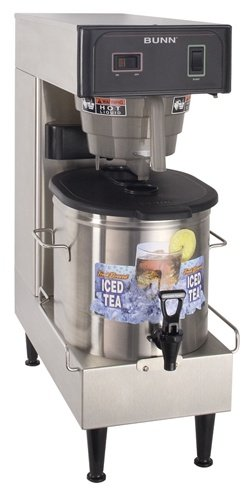 BUNN Automatic Low-Profile Iced Tea Brewer with Quickbrew by Bunn