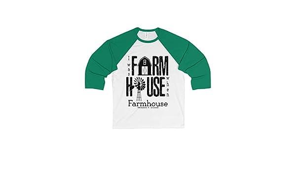 TXRepublic Farm House Unisex Ultra Cotton Tee