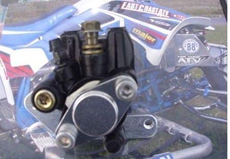 TARAZON ATV Parking Brake Block off Plate Kit for Honda TRX250R TRX250X TRX250EX TRX300EX TRX450R TRX450ER TRX400EX TRX400X Sportrax Fourtrax