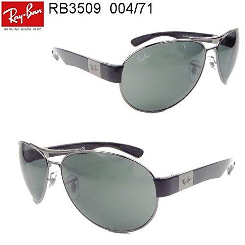 レイバン サングラス Ray-Ban RB3509 00471 63   B01HTB4EMM