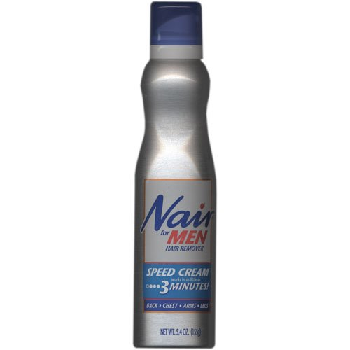 Vitesse de suppression Nair crème dépilatoire - 5,4 oz