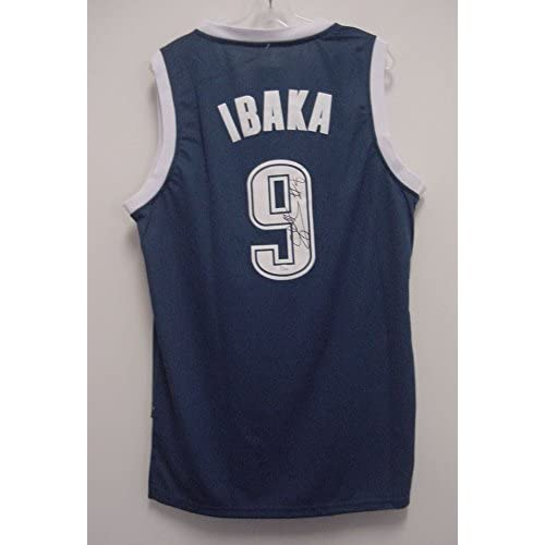 competitive price e93a1 8ebb8 shopping serge ibaka jersey number 3c1d4 31a36