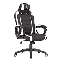 N Seat PRO 300 Series Racing Bucket Seat Office Chair Gaming Chair Ergonomic Computer Chair eSports Desk Chair Executive Chair Furniture With Pillows, 360 degrees of rotation
