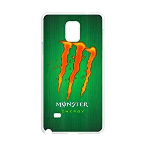 Samsung Galaxy Note4 N9108 Phone Case Monster Energy Cover Personalized Cell Phone Cases NGA950903