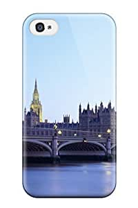 3754972K37594449 Fashion PC Case For Iphone 4/4s- City Of London Defender Case Cover WANGJIANG LIMING