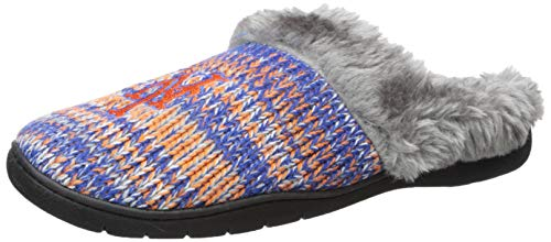FOCO MLB New York Mets Unisex Peak SLIDEPEAK Slide, Team Color, S]()