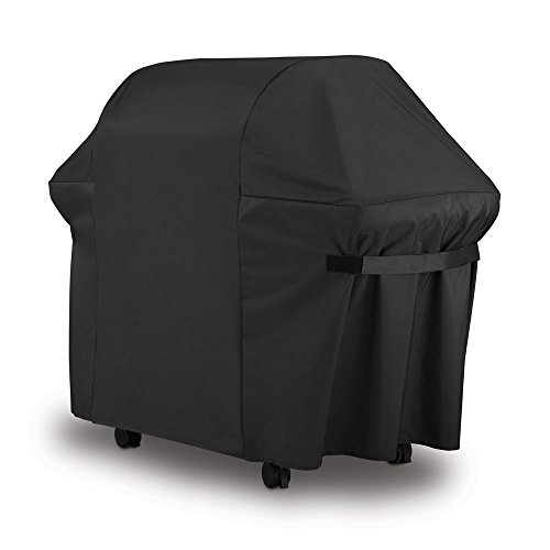 LiBa BBQ Gas Grill Cover 7107 for Weber 44x60 in Heavy Duty Waterproof and Weather Resistant Weber...