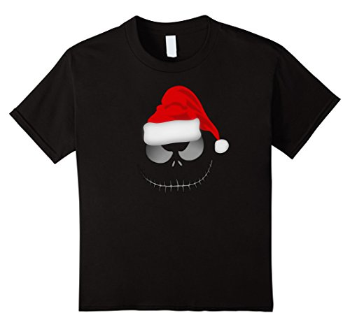 Cult Classic Costumes Ideas (Kids JACK O' LANTERN PUMPKIN Face Halloween Christmas Costume Tee 8 Black)