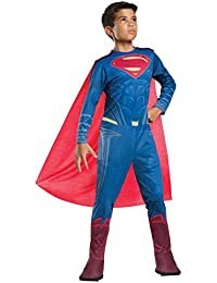 Justice League Child's Superman Costume, Small