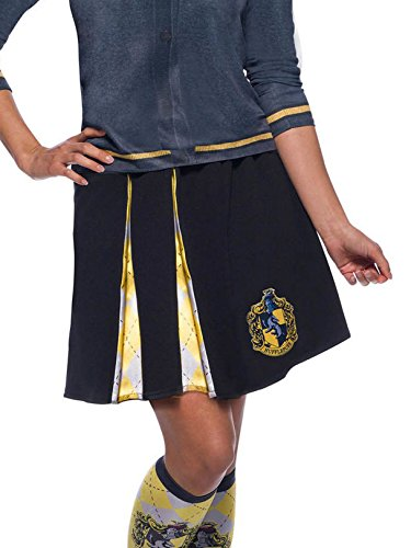 Rubie's Adult Harry Potter Costume Skirt, Hufflepuff