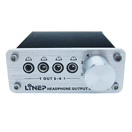 Optical Cables, A985 Four-channel Audio Signal Switcher by Optical Adapter (Image #1)