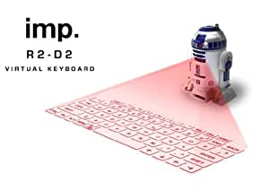 R2D2 virtual keyboard STARWARS