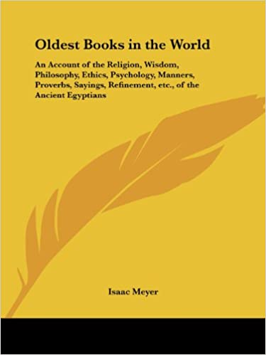 Amazoncom Oldest Books In The World An Account Of The Religion - Oldest religion in the world