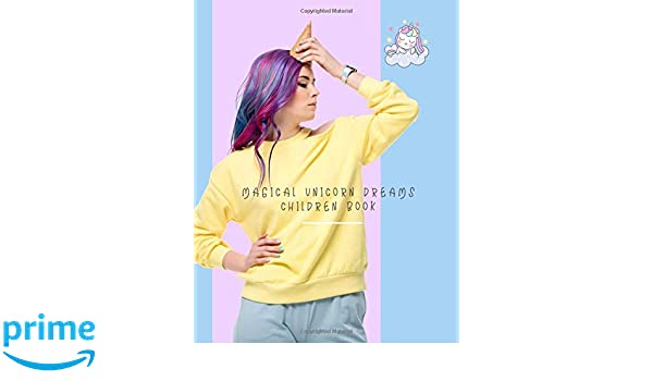 Amazon Com Magical Unicorn Dreams Children Book Homeschooling