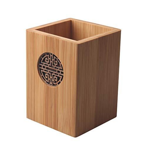 wood pen holder - 9
