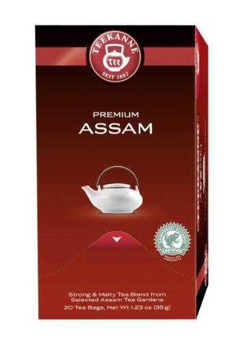 Teekanne Premium Assam 20 Beutel, 5er Pack (5 x 35g)