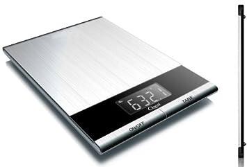 ozeri - bilancia da cucina digitale ultrasottile e professionale ... - Bilancia Da Cucina Professionale
