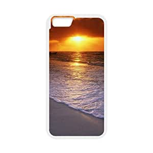 iPhone 6 4.7 Inch Cell Phone Case White Beach Fashion Phone Cases CZOIEQWMXN25237