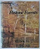 Historic Forests of England, Ralph Whitlock, 0498024296