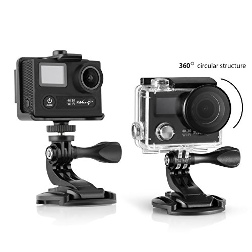 Review XP 4K HD Wi-Fi Waterproof Action Camera 16MP SONY