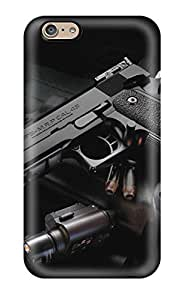 LyeAupe13104wWdnm JennaCWright Awesome Case Cover Compatible With Iphone 6 - Gun