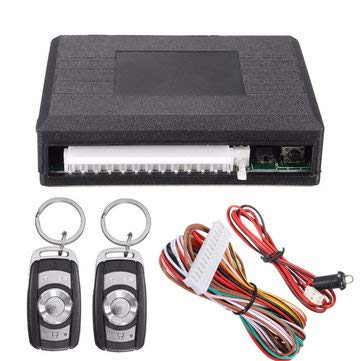 Interior Parts Car Lock Universal Waterproof Car Kit Door Lock