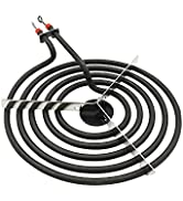 """Electric Stove Top Burner MP26YA 316442301 Burner Element Surface 8"""" 5 Turns by AMI PARTS"""