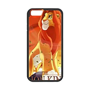 The Lion King for iPhone 6 Plus 5.5 Inch Cases Phone Case & Custom Phone Case Cover R49A651321