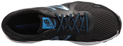 New Balance Running - Zapatillas de deporte Hombre Negro (Black)