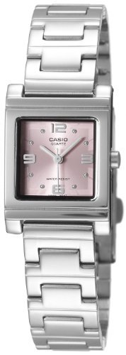 Casio General Ladies Watches Metal Fashion LTP-1237D-4ADF - WW