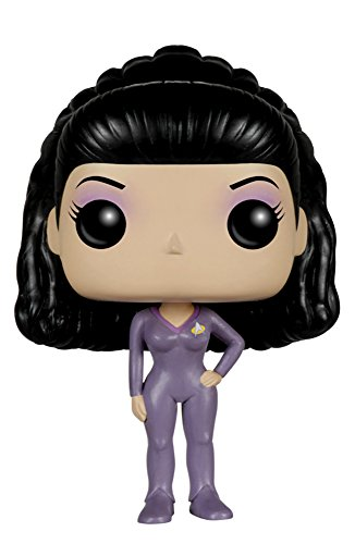 Funko POP TV: Star Trek The Next Generation - Deanna Troi Action Figure