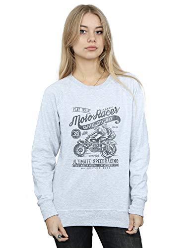 Moto De Camisa Deporte Absolute Entrenamiento Cult Drewbacca Mujer Gris Racer qUAnxt6Yw