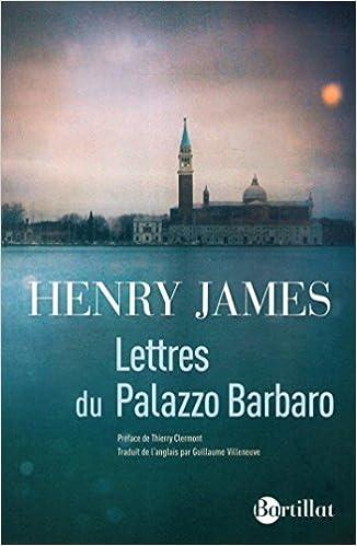 Lettres du Palazzo Barbaro epub, pdf
