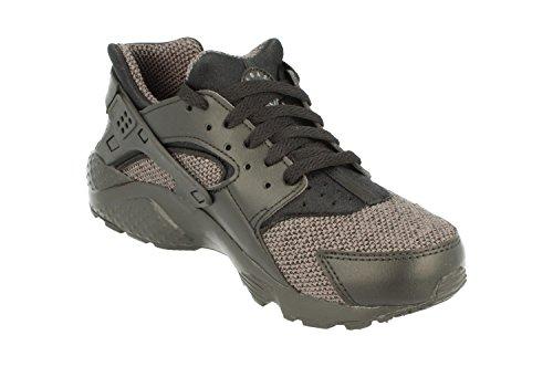 Run Grey Juniors Nike 909143 Black 005 Triple Air 005 Dark Gs Se Grigio Nere Huarache wtOrOdAq