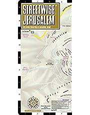 Streetwise Jerusalem Map