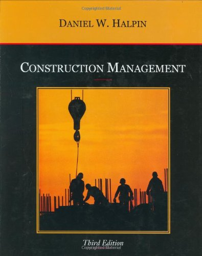 Construction Management, 3/e-cover