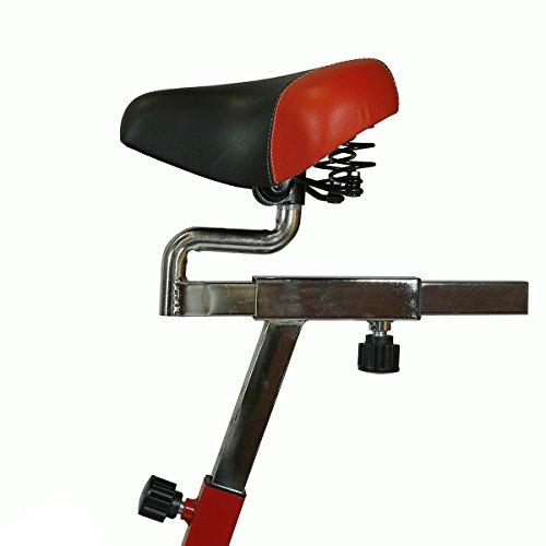 Xspec Pro Stationary Upright Exercise Bike Cardio Indoor Cycling Bicycle