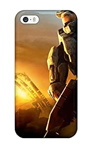 Iphone Anti Scratch Case Cover Protective Halo Case For Iphone 5/5s