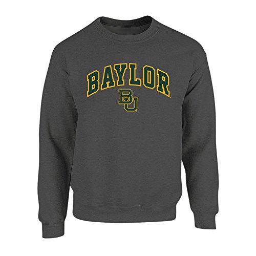 Baylor Bears Crewneck Sweatshirt Charcoal - XL
