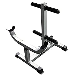 Valor Fitness CB 7 Heavy Duty Curl Station and Weight Storage Rack