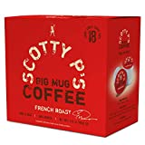 Scotty P's Single Serve French Roast Coffee (18 Count)