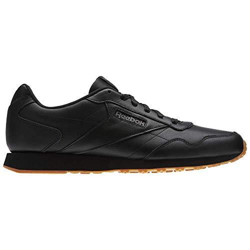 8fe8fcf5ea265 Reebok Classic Men's Royal Glide LX Sneakers, Black/Shark/Gum, 8