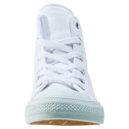 os Chuck T Blanco Taylor II High Unisex de All Star Adidas Wei Zapatillas Baloncesto Ni PAg1qPd