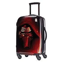 American Tourister Star Wars 21 Inch Hard Side Spinner (21-Inch, Kylo Ren)