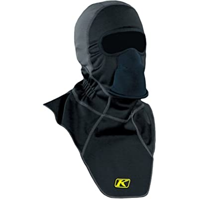 Klim Men's Arctic Fleece-Lined Neoprene Balaclava