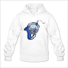 8dc810ee1ff Amazon.com  20 Gordon Hayward Trail Blazers Utah Jazz Hoodie Sweatshirt  Men s White (6462365029555)  Books