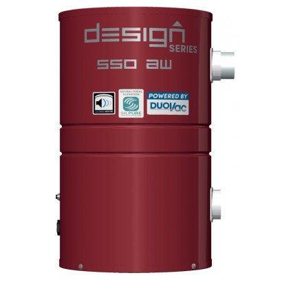 DUOVAC DESIGN 550AW 2.72-GALLON SYSTEM