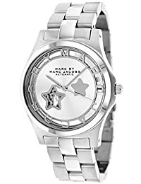 Marc by Marc Women's Henry Icon MBM9708 Silver Stainless-Steel Automatic Watch